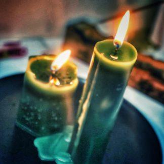 Для изготовления свечей