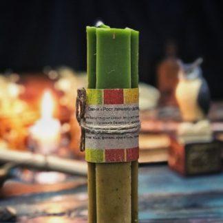 Алтайские свечи