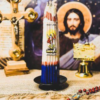 Израильские свечи