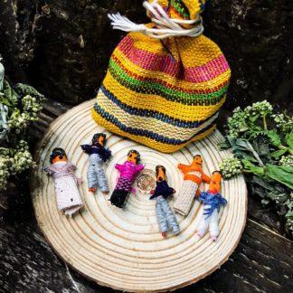 Гватемальские Куклы