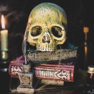 Статуэтки с Черепами и Скелетами